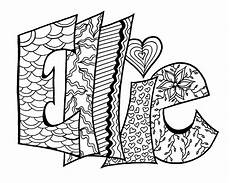 name coloring pages at getcolorings free