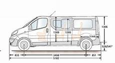minibus dimensions seating layouts common uk specific