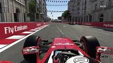 Ps4 Formel 1 2016 - f1 2016 ps4 gameplay with at baku city circuit