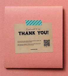 thank you packaging card template business thank you cards thank you for your order