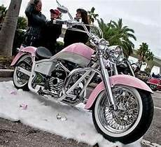 i want to paint my motorcycle pink and white like this with whitewall tires and change the seat
