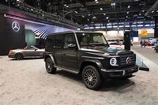 Exclusive Photos Of 2019 Mercedes G Class At The