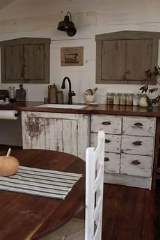 Distressed Kitchen Furniture Kitchen Bar Rustic White Distressed Kitchen Cabinets