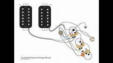 gibson explorer wiring harness flying v w vintage wiring scheme