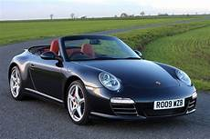 porsche 911 cabriolet from 2005 used prices parkers