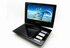the portable dvd player with built in tv sharper image