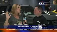 West Coast Customs Friedlinghaus On Ktla 5 News And