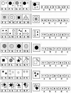 11 plus key stage 2 11 plus non verbal reasoning type 4 code breaker worksheet 11 plus