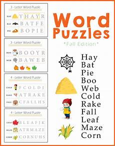 money worksheets 2343 preschool worksheets word puzzles fall edition 187 one beautiful home