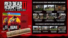 read the red ledger 2 online free red dead redemption 2 gets three special editions playstation universe
