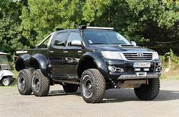 2020 Toyota Hilux Specs Car Review Pertaining To