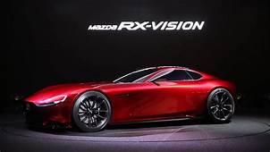 東京モーターショー2015 Mazda RX VISIONに込めた想いとは  YouTube