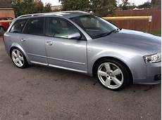 Audi A4 B6 Avant - audi a4 b6 avant 1 8t 190 bhp turbo s line estate 6