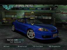 Carbone Hyundai by Need For Speed Carbon Hyundai Coupe Nfscars