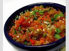 medium hot restaurant style salsa_image