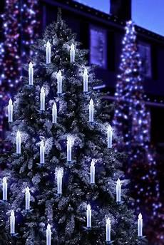 Weihnachtsbaum Led Beleuchtung - funk weihnachtsbaum beleuchtung au 223 en batteriebetrieben 20