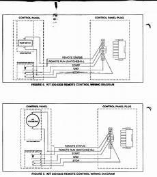 Onan 4000 Generator Remote Start Switch Wiring Diagram Sle