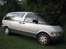 1993 toyota previa deluxe passenger minivan 2 4l manual find used 1993 toyota previa le mini passenger van 3 door 2 4l in highland new york united states