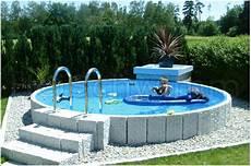 Kinderbecken Future Pool Rund 216 360 X 90 Cm Heischwimm De