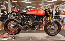 Ducati Cafe Racer Akrapovic