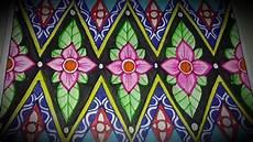 Aksesoris 66 Gambar Lukisan Batik Yang Sangat Mudah