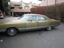 1970 Chrysler New Yorker  Information And Photos MOMENTcar