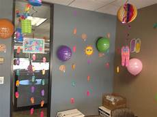 Decorations Ideas For The Office by Office Birthday Decorations Summer Themed Office