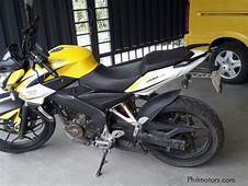 Used Kawasaki Rouser NS 200  2015 For Sale
