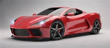 Is This The New Mid Engine Corvette  C8