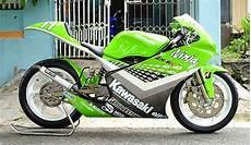 Modifikasi Rr 2018 by Modifikasi Kawasaki Rr Terbaru Dan Terkeren 2019