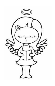 Malvorlagen Engel Einfach Kostenlose Ausmalbilder Und Malvorlagen Engel Zum
