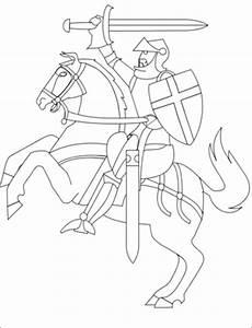 Ritter Malvorlagen Zum Ausdrucken Ausmalbilder Ritter 14 Ausmalbilder Zum Ausdrucken