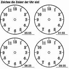 Uhr Vorlage - kostenlose malvorlage uhrzeit lernen arbeitsblatt nr 9