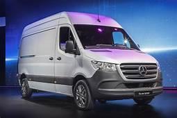 Mercedes Sprinter 2018 News  Parkers