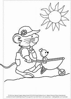 Leo Lausemaus Malvorlagen Pdf Leo Lausemaus Ausmalbilder Kinderbilder