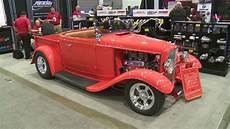 ford up sema show 2016 1932 ford roadster truck