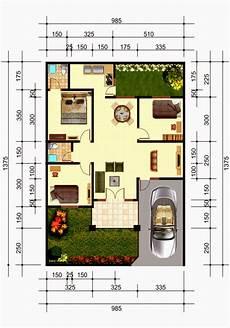 101 Denah Rumah Minimalis Jepang Gambar Desain Rumah