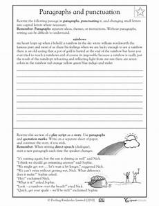writing sentences worksheets for grade 5 22963 12 best images of editing worksheets 3rd grade 5th grade paragraph writing worksheets editing