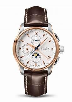 union glashütte uhren union glash 252 tte sa belisar chronograph mondphase
