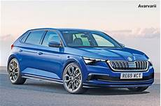 Mqb A0 Platform Based Next Skoda Rapid To Be Sold Only