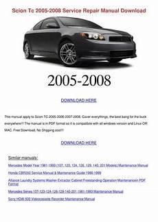 free online car repair manuals download 2005 scion xa security system scion tc 2005 2008 service repair manual down by celinabohn issuu