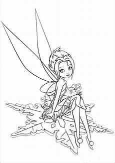 Malvorlagen Disney Tinkerbell Kostenlos Disney Kleurplaat Tinkerbell Malvorlagen Feen 3