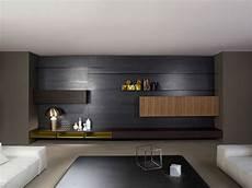 Wohnwand Modern Design - porro wohnw 228 nde wohnwand modern designbest