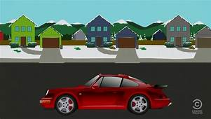 IMCDborg 1991 Porsche 911 Turbo 964 In South Park