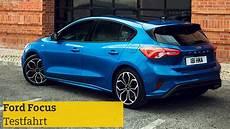 Ford Focus Testfahrt Daten Preise Crashtest Adac
