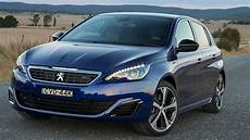 peugeot 308 blue peugeot 308 gt diesel 2016 review carsguide