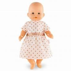 robe dor 233 e pour poupon 36 cm corolle 174 dmv070