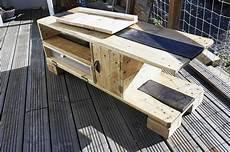 r 233 cup design meuble t 233 l 233 en bois de palettes de