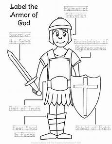 image result for the whole armour of god printable page higher ground armor of god bible