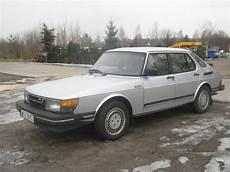 Parked Cars Warsaw 1982 Saab 900 Turbo Apc